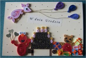 Quilling - card 38 by Eti-chan