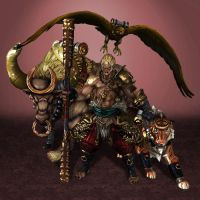 SMITE Sun Wukong NEW by ArmachamCorp