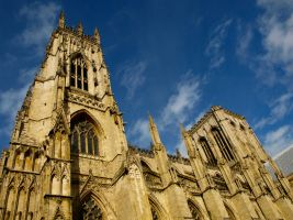 York Minster 2 by gee231205