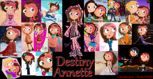 .:Destiny Annette:. by nicko5649