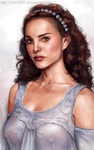 Padme episode 3 nightgown by clc1997