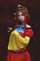 Sailor Moon - Princess Meteor (Kakyuu) 8 by Ank-sama