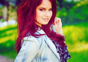 Debby Ryan by Missrockstarr
