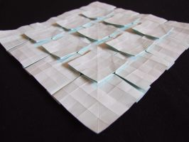 Origami Tessellation 1 by Anna115