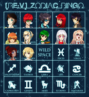 RE.V Zodiac Bingo by Sammsy-Chan