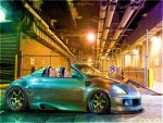 Ford StreetKA by roobi