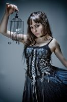 Caged: 1 by Iznanka