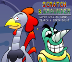 Scratch and Grounder by CyberMoonStudios
