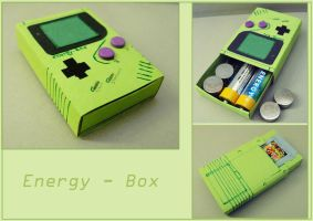 MatchBox 'Energy-Box' by oOjo-chanOo