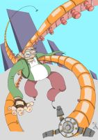 Doctor octopus by spurs06
