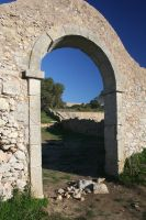 Places - Arch Door by Stock-gallery