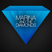 Marina and the Diamonds Logo by loveasaconstruct
