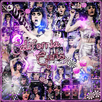 Katy Perry California Gurls Blend by MoiraRusher