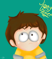 SP portaits: Jimmy by DaRainbowGurl