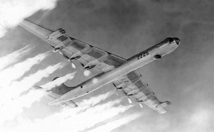 B-36 in pencil by TreborNehoc