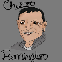 Chester Bennington by Toxic-Lullabies