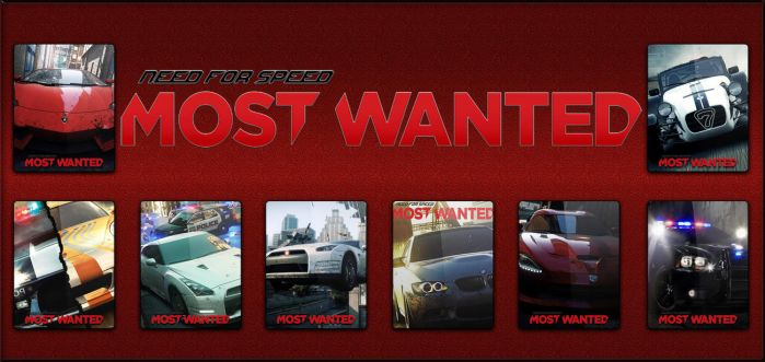 Need for Speed Most Wanted by lewamora4ok