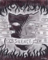 Silence by Nattyw