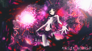 Accel World Wallpaper by tammypain