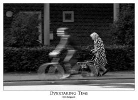 Overtaking Time by kimnorgaard