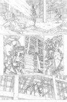 Red She Hulk backup 3 page 4 by RyanStegman