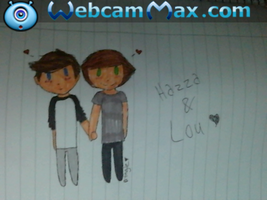 Larry stylinson by Coolaamy