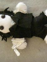 Sweeney Todd plush by Zoreta