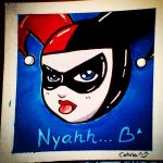 HARLEY QUINN by ChibiCelina