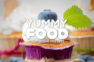 10 Lightroom Food Presets by nuugraphics