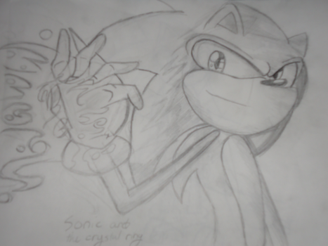 Sonic and the crystal ring : part 1 of the project by nitrothehedgehog20