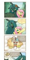 Chrysalis's fluttered adventure p2 by HowXu