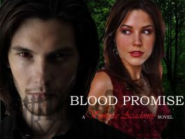 Blood Promise Cover by jetannie