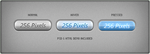 Metallic Buttons PSD + HTML by Th3-ProphetMan