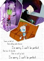 I'm sorry I can't be perfect by Darqx
