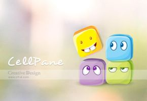 CellPane icon design by rachel1009