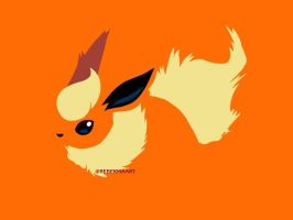 Flareon by rebekhaart2
