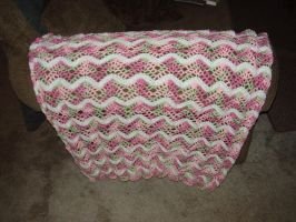 Addison's Baby Blanket by audreydc1983