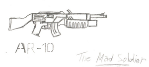 The AR-10 by TheMadSoldier