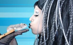 Wallpaper Herr Hildezart kiss by hoschie