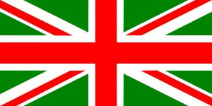 British Republican Flag by Party9999999