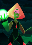 'This is Peridot...' by Kobbzz