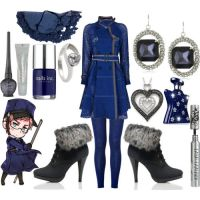 Fem!Sweden's outfit by epicperson87