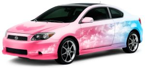 Heaven Scion TC, Skin A Scion by Aimee234