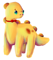1 Layer Dino by 3o2