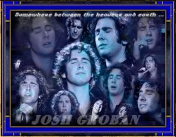 Josh Groban Collage 3 by ObiWanCannoli