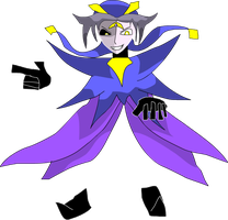 Star Dimentio by HantomProductions