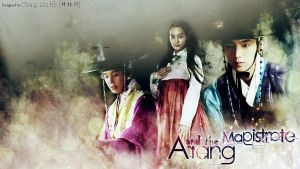Arang and the Magistrate by ChungLinHo