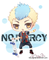 No Mercy - Zelo by kitsuneha