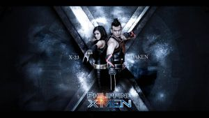 Daken and X23 by chaoslithe