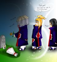 Deidara Sempai... T_T by lost-in-shangrila